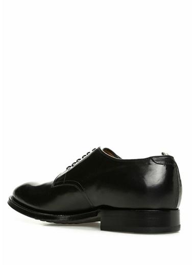 Officine Creative Deri Ayakkabı Siyah